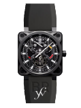 Bell & Ross Watches - BR 01 Tourbillon Carbon