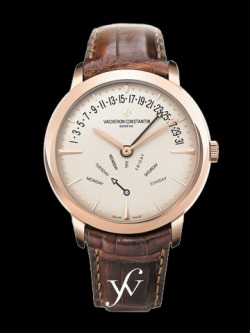 Vacheron Constantin Patrimony Contemporaine Retrograde Day and Date