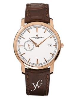 Vacheron Constantin Patrimony Traditionnelle Date Self-Winding
