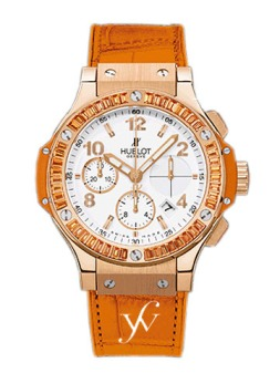 Hublot Tutti Frutti Orange Big Bang 41 mm