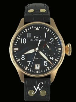 IWC Big Pilot Rose Gold Limited Edition