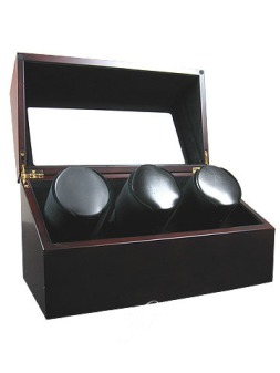 Le Temp En Motion Paris Triple Watchwinder