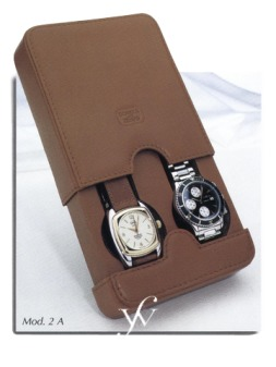 Scatola Del Tempo Two Strap Watch Case