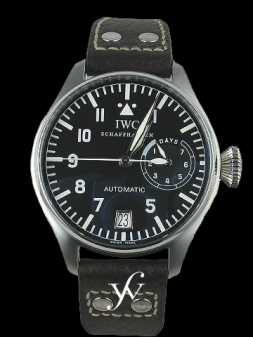 IWC Big Pilot with Old Style Dial