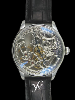 IWC F.A. Jones Skeleton Limited Edition