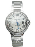 Cartier Ballon Bleu WE9006Z3