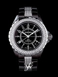 Chanel J12 Ceramic & Diamonds