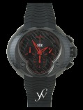 Franc Vila EVOS 8 Cobra Chronograph - All Black