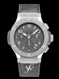 Hublot Big Bang Earl Gray Diamonds 41mm
