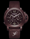 Panerai Luminor 1950 Ceramic 8 Days Chrono Monopulsante GMT PAM 00317