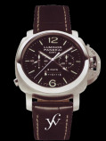Panerai Luminor 1950 Chrono Monopulsante 8 Days PAM 00275 GMT