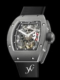 Richard Mille Tourbillon All Grey RM003