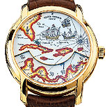 Vacheron Tribute to Great Explorers